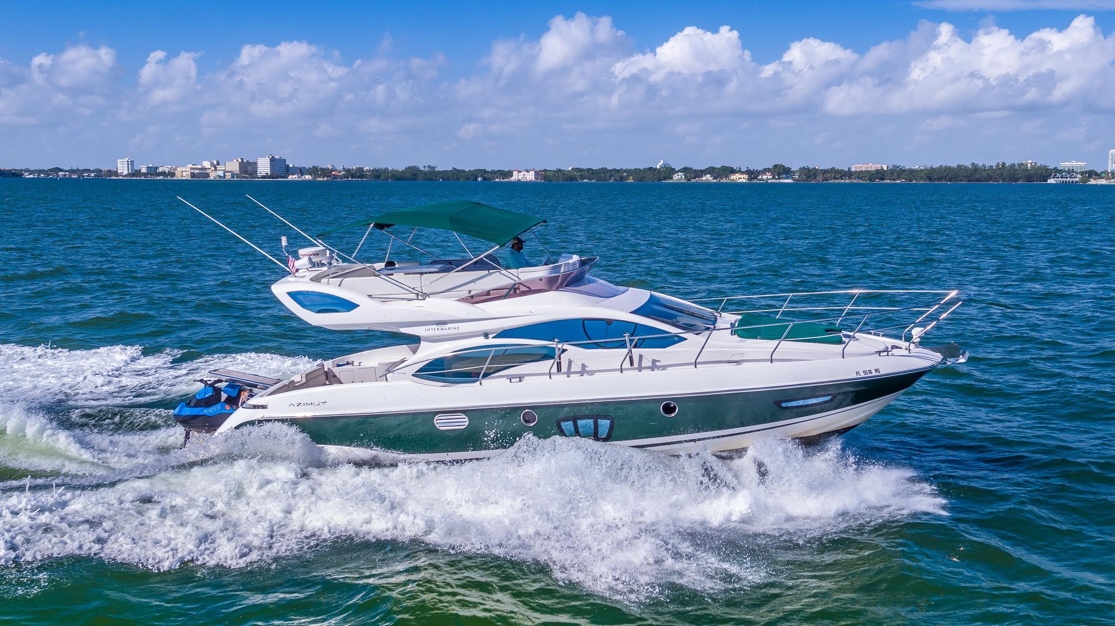 48′ Azimut 2014 Sport Yacht