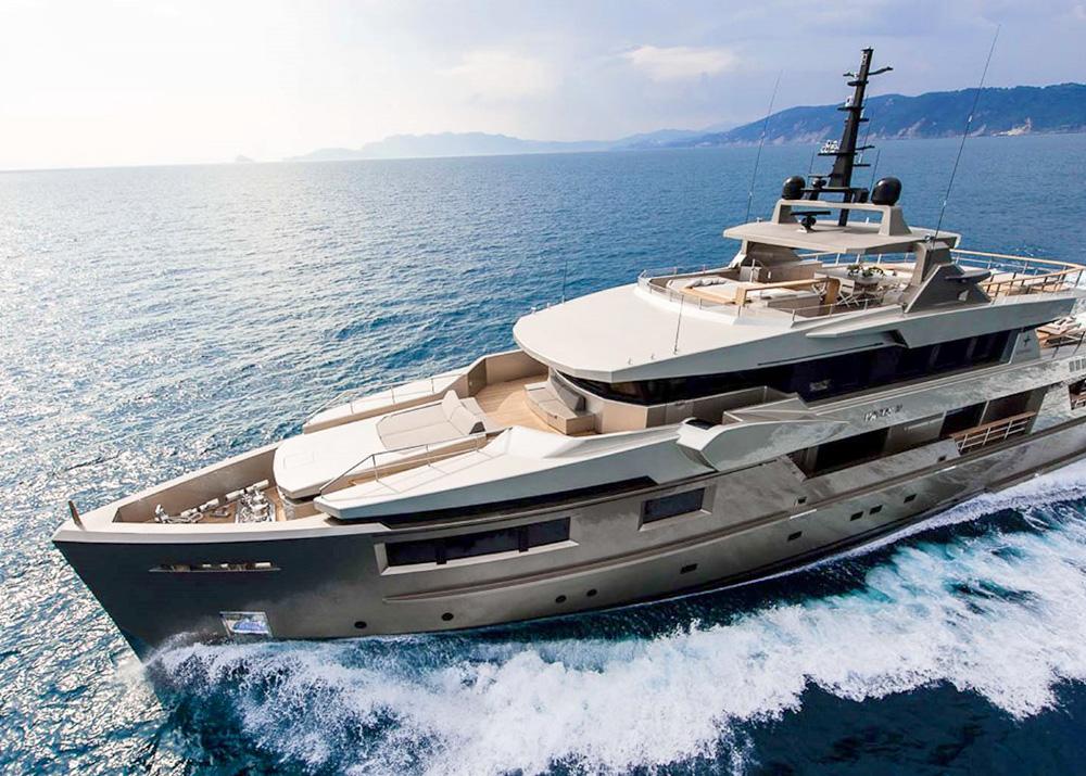 Mega Yacht Charters - Miami Yacht Charters