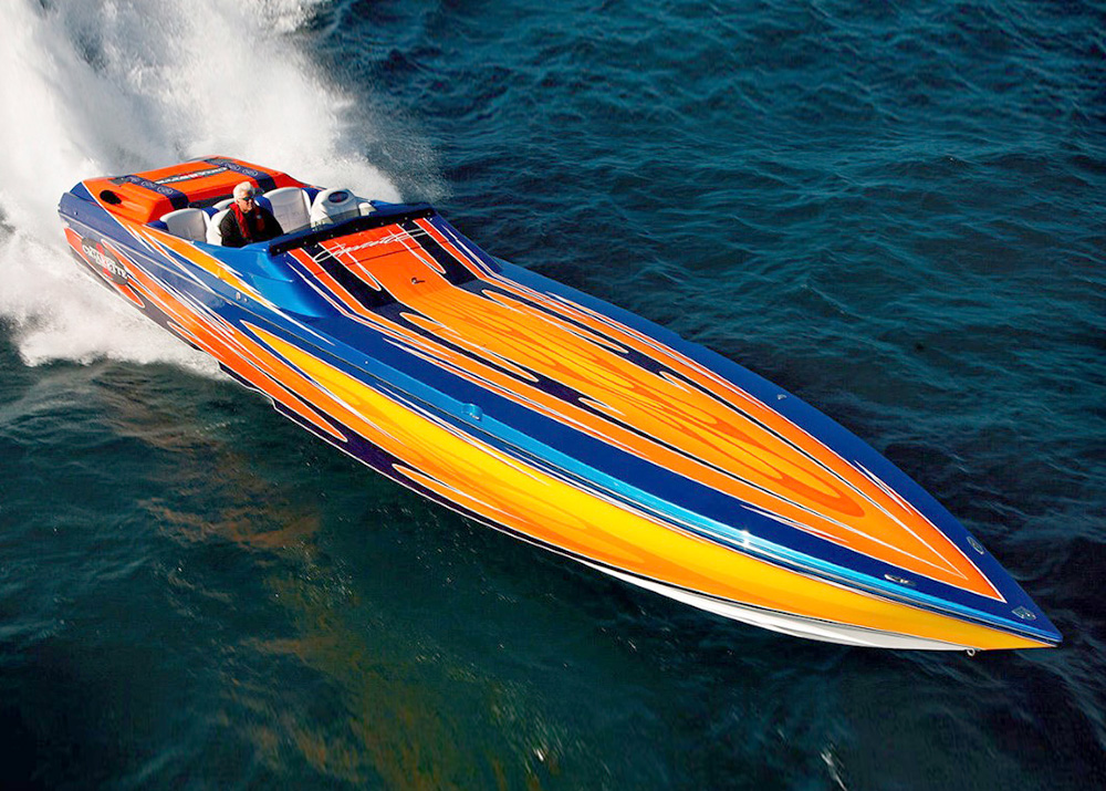 Speed Yachts Boats Miami Yacht Charters