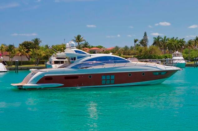 62′ Azimut Motor Yacht