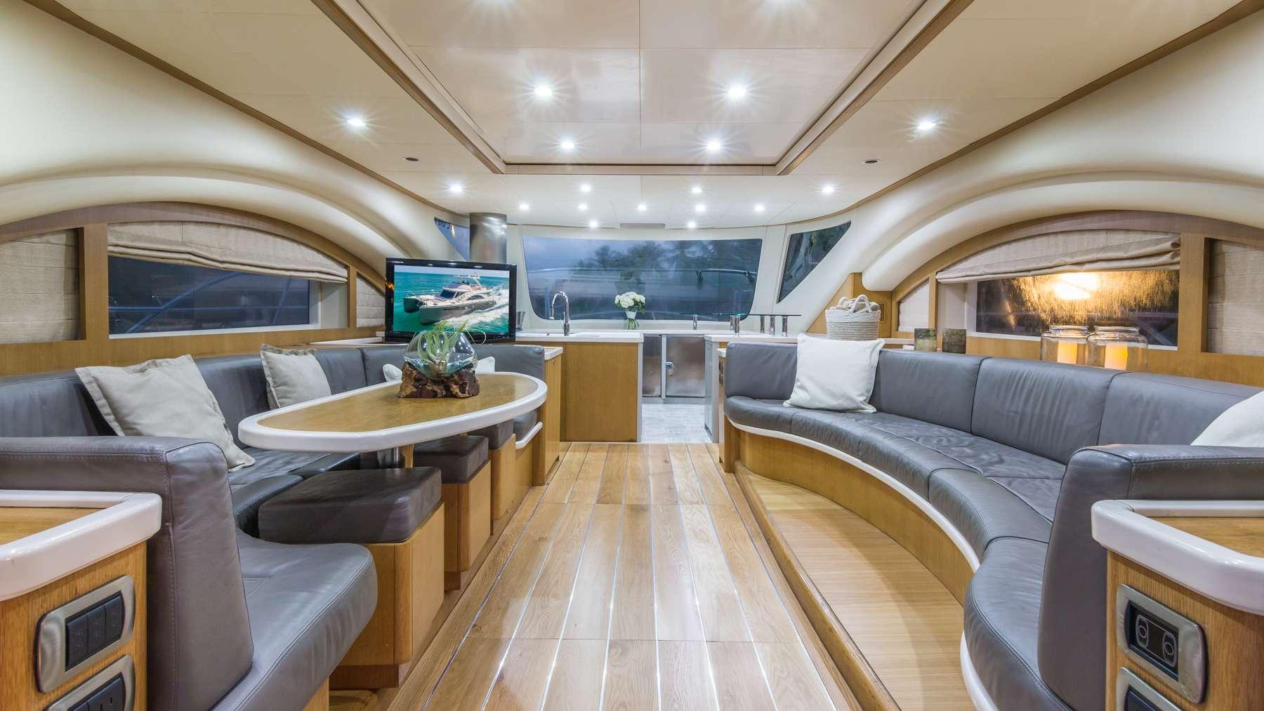 62′ Rodriguez Motor Yacht