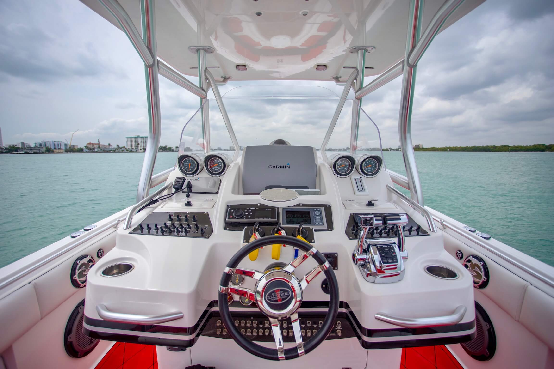 39′ Cigarrete Sport Yacht