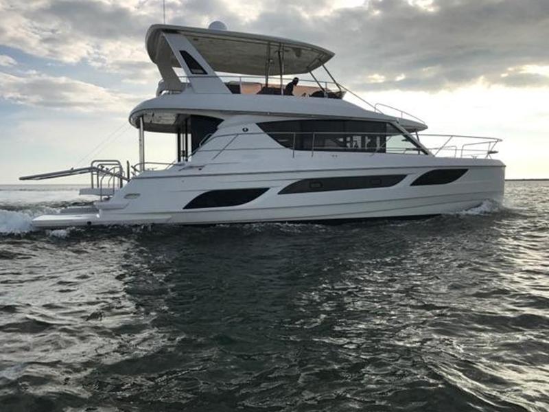 Seaductress Bareboat Yacht