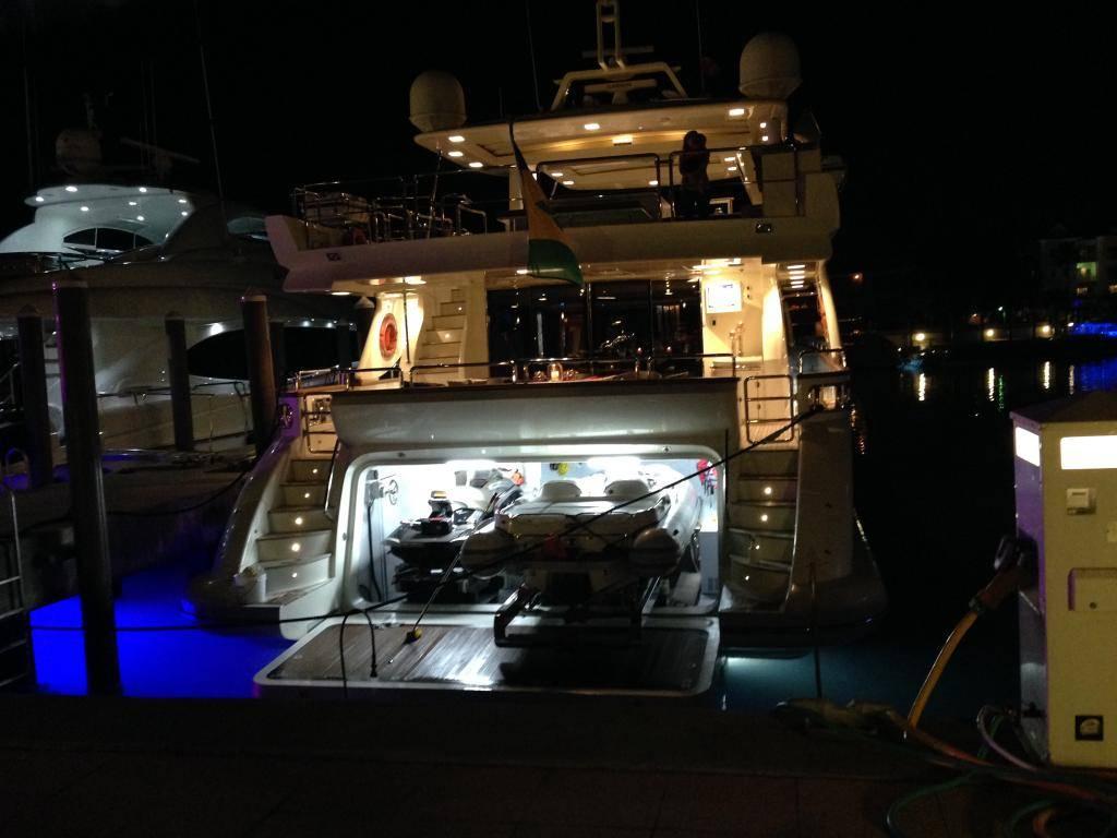 105′ Azimut Motor Yacht