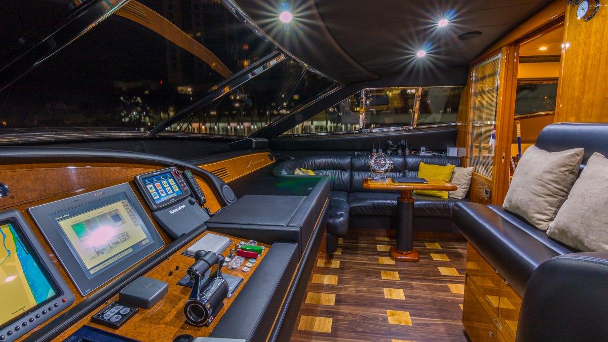88′ Ferretti Motor Yachts