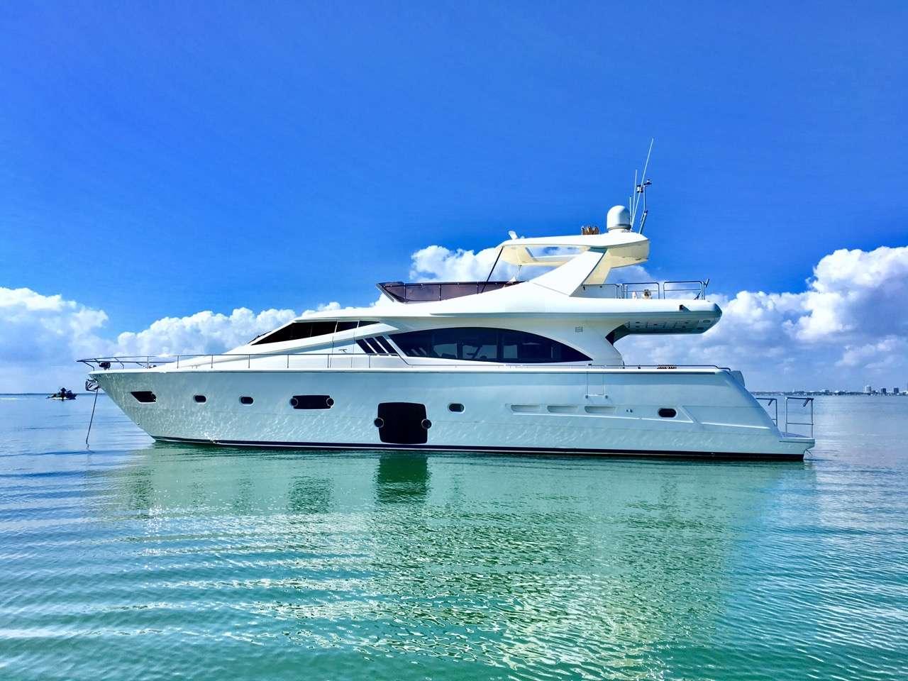 75' Ferretti Motor Yachts