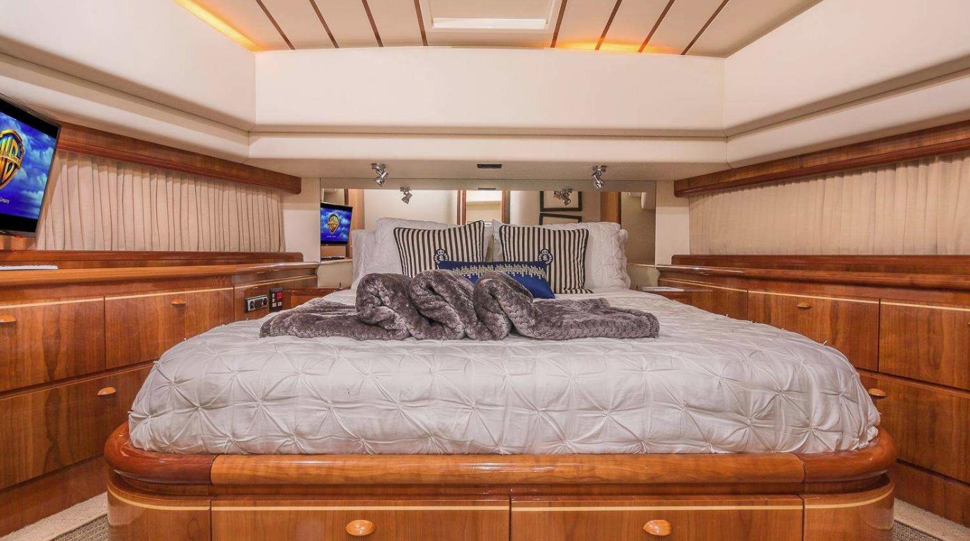 73′ Ferretti Motor Yacht