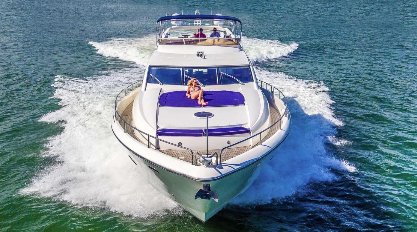 82′ Sunseeker Motor Yacht