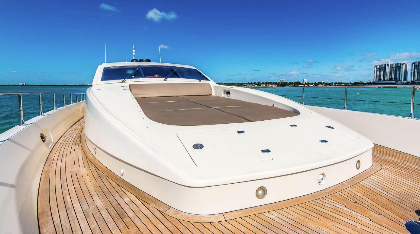 90′ Leopard Motor Yacht