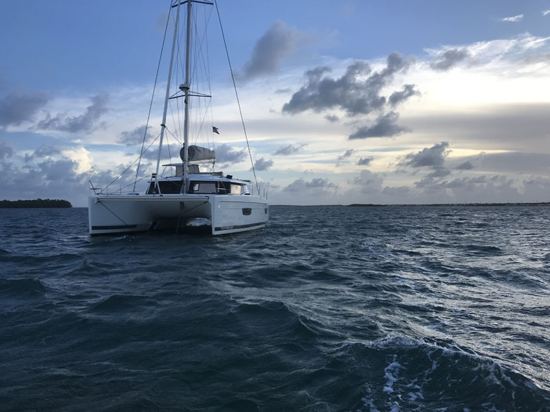 Eventually Bareboat Yacht