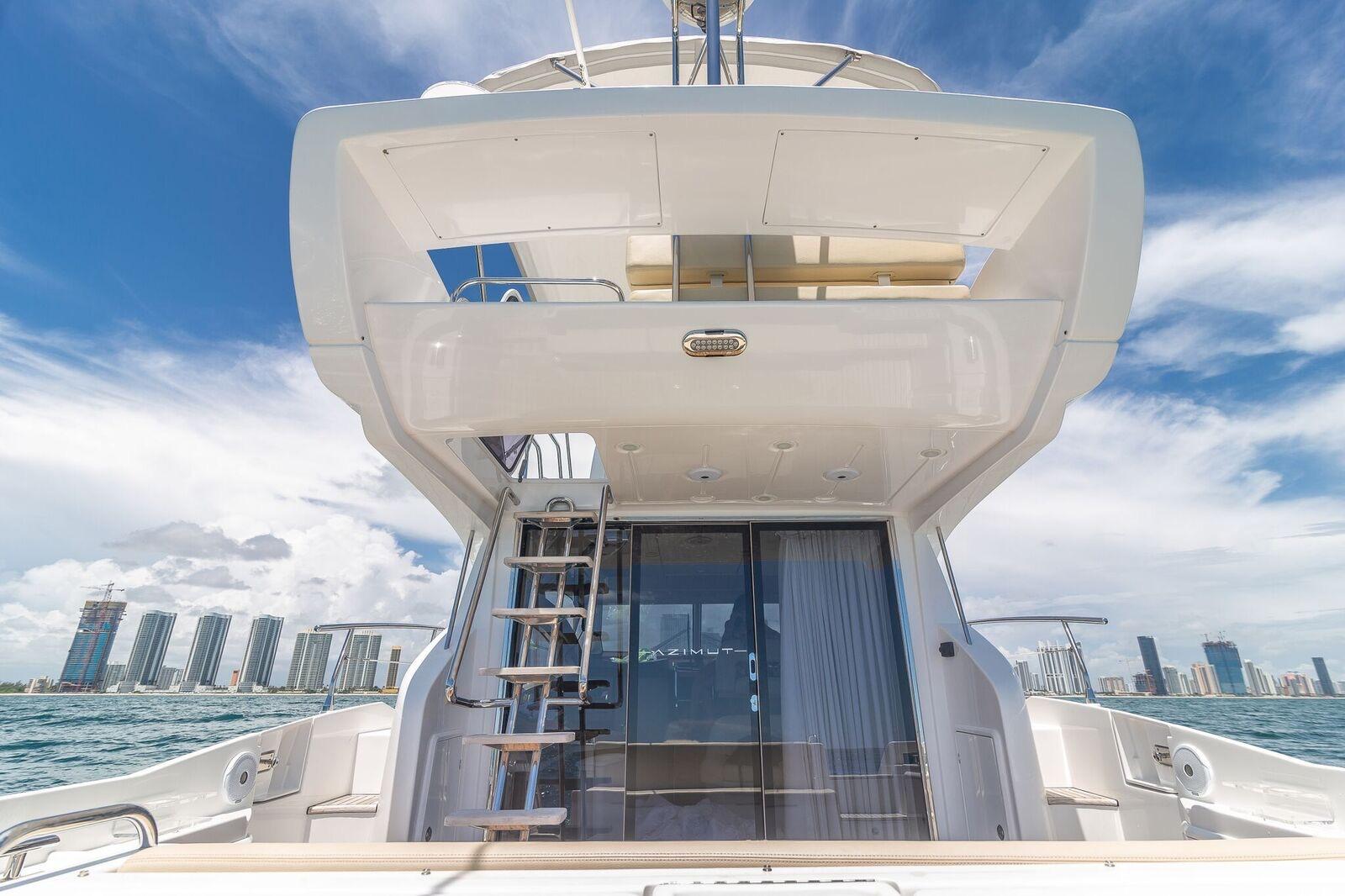 42′ Azimut Sport Yacht