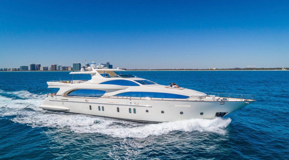 116′ Azimut 2005 Motor Yacht