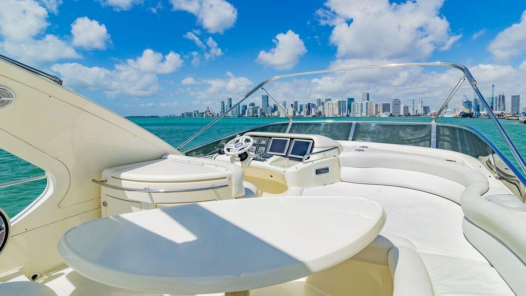 55′ Azimut Sport Yacht