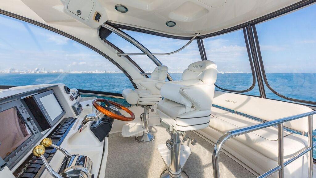 52′ SeaRay Sport Yacht