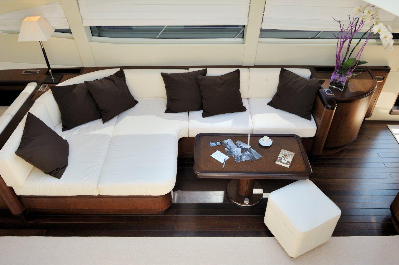 92′ Mangusta Motor Yacht