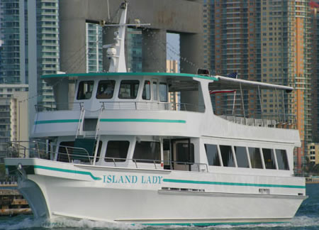 84ft Island Lady Luxury Yacht