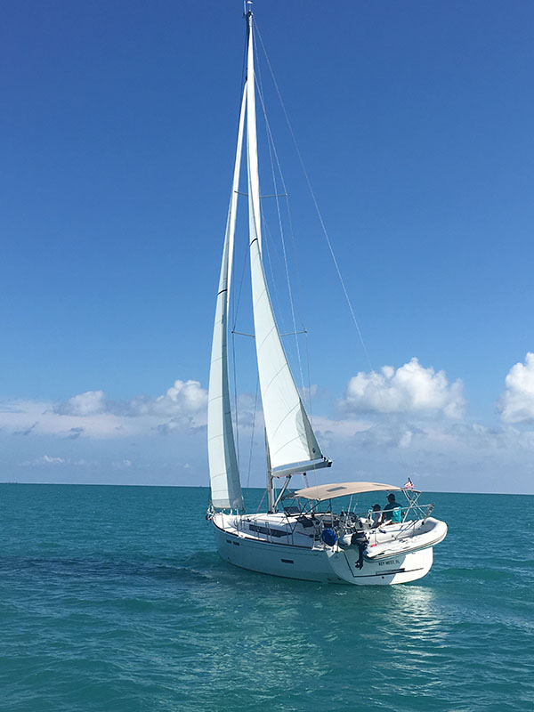 Real Escape Bareboat Yacht