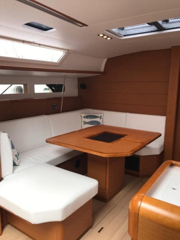 Kelsey Marie Bareboat Yacht