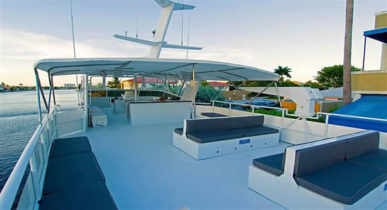 91ft Summer Wind Custom Striker Party Boat