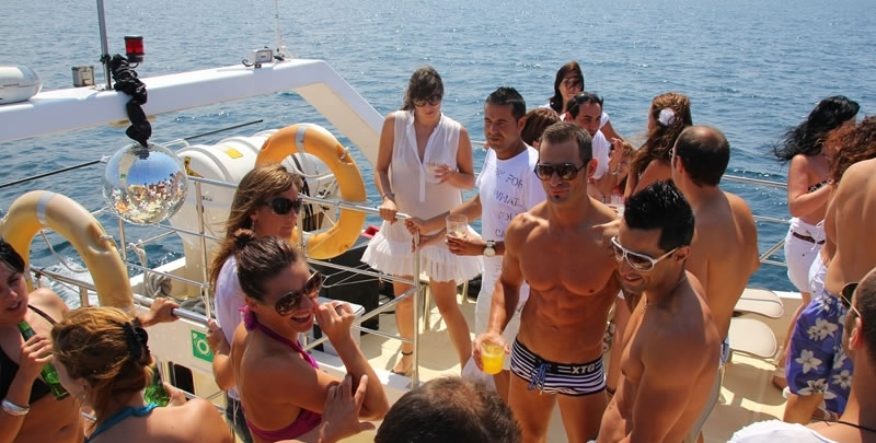 40ft Tranquility Power Yacht Party Catamaran