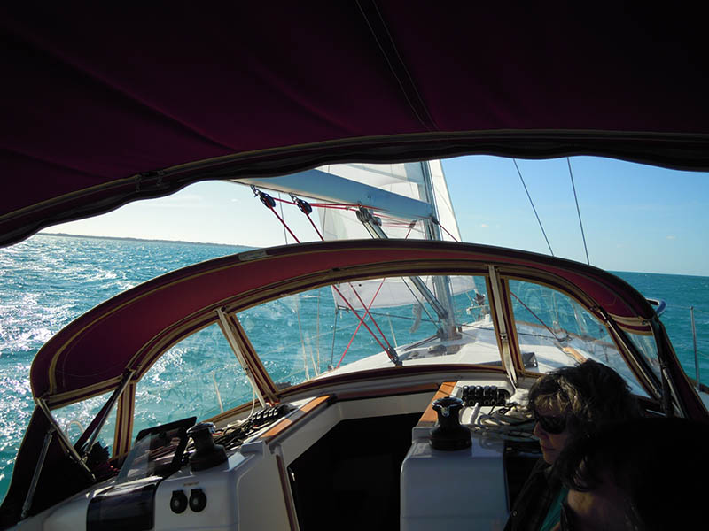 Wind's Will Bareboat Yacht