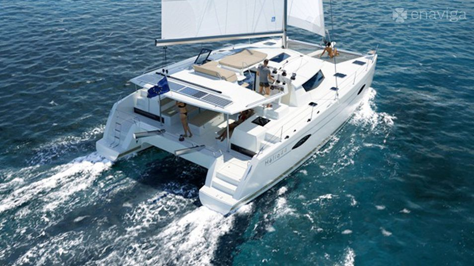 Orion Bareboat Yacht