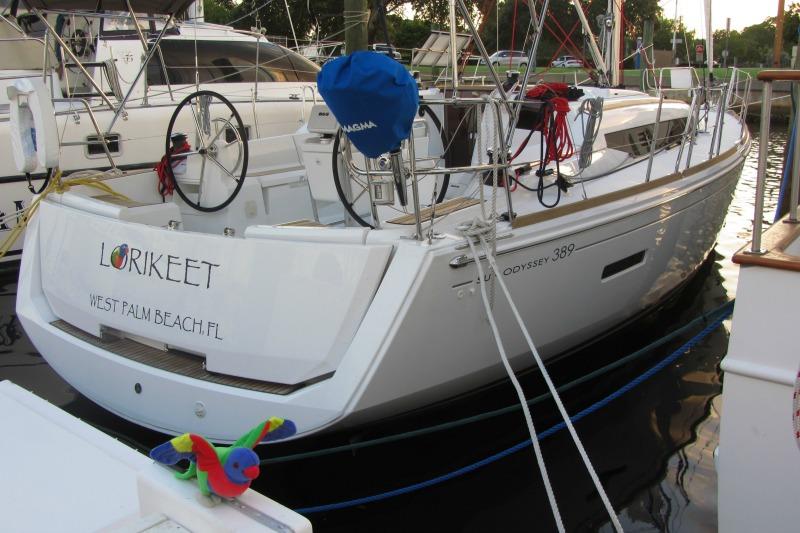 Lorikeet Bareboat Yacht