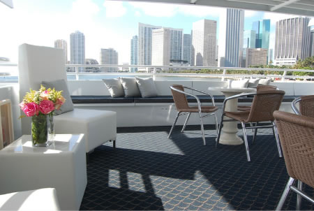 74ft Miami Lady Luxury Yacht