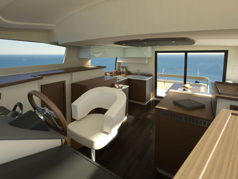 Ocean Motion Too Bareboat Yacht