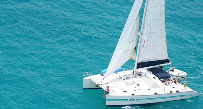 51ft Privilege Catamaran Sailing Yacht