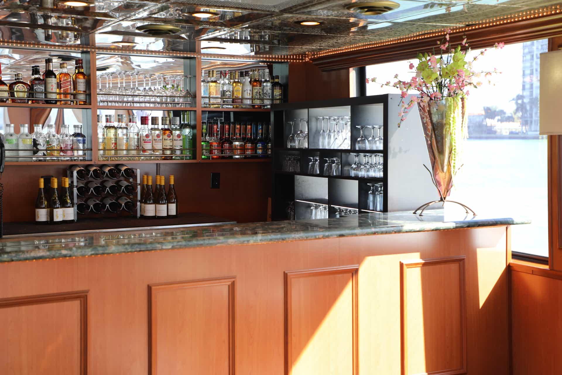 100' Midnight Sun Luxury Party Yacht 1