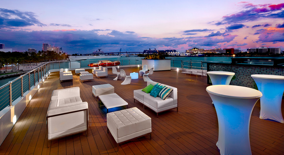 225' Miami Luxe Luxury Yacht