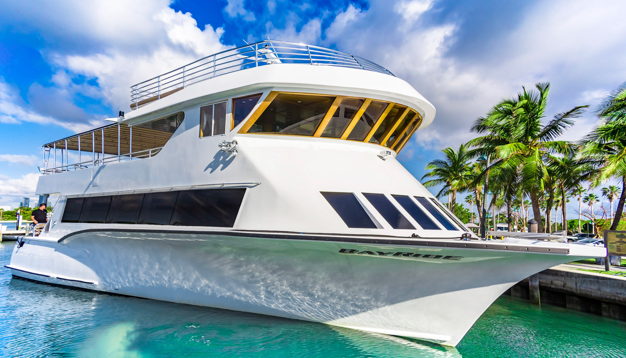 Bayride Luxury Yacht