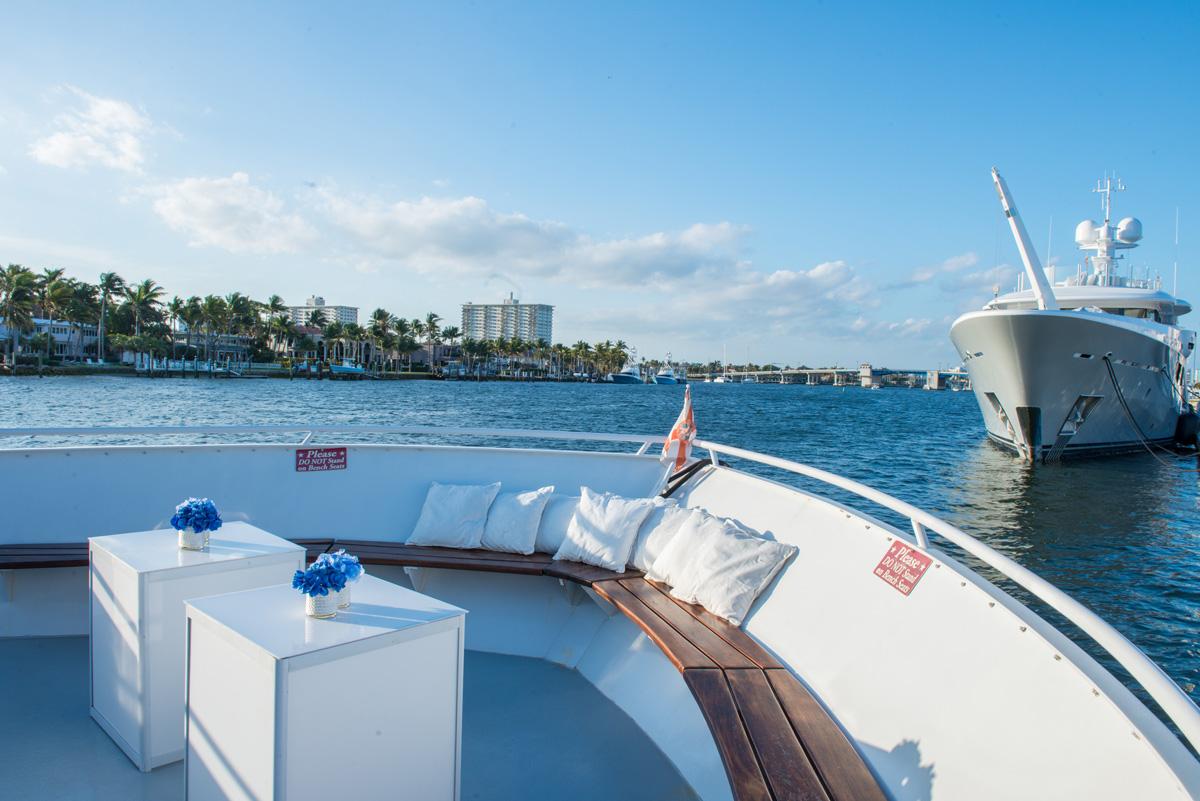 Hollywood Princess Party Boat