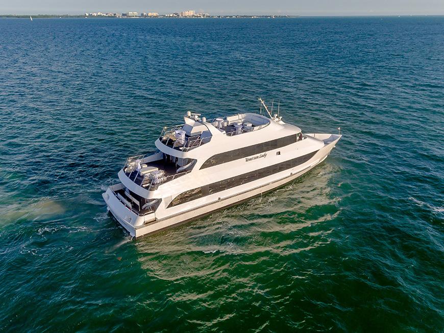 130ft Venetian Lady Luxury Yacht