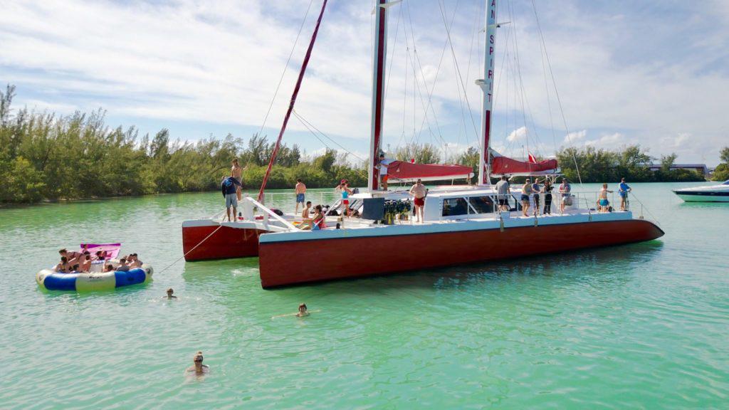 78ft Caribbean Spirit Commercial Yacht Party Catamaran